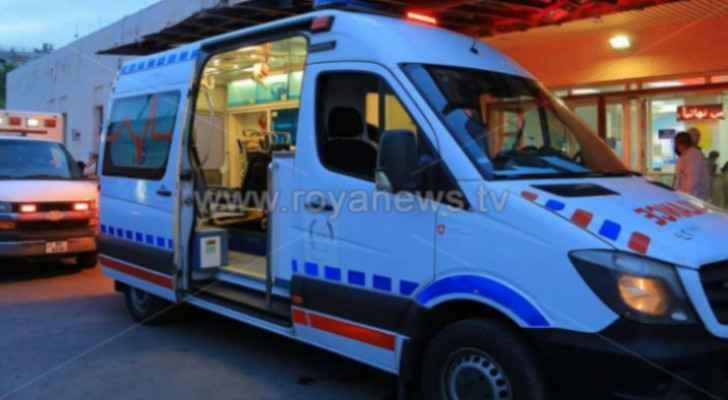 Public sanitation worker runover by vehicle: Jerash municipality