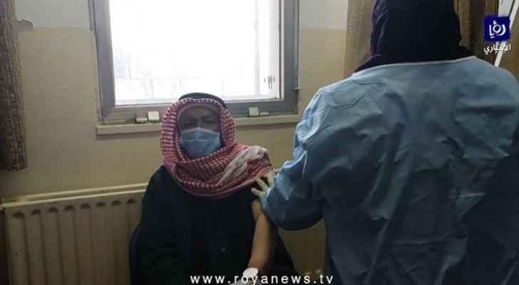 Mafraq Health Directorate begins administering COVID-19 vaccines