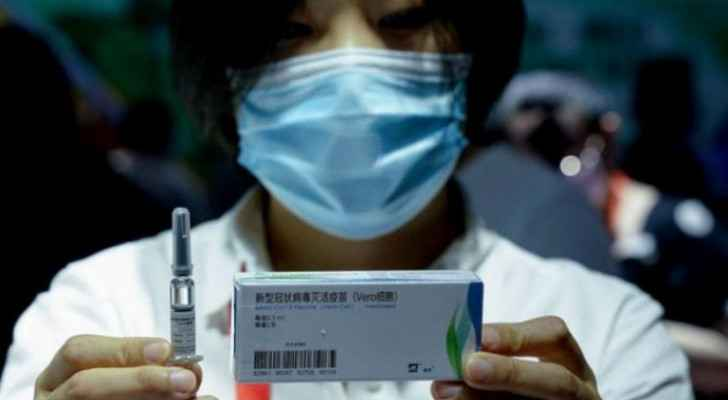 China to provide Palestine with 100,000 doses of COVID-19 vaccine