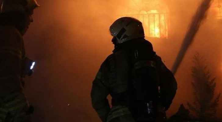 At least 20 killed in clothing factory fire in Cairo