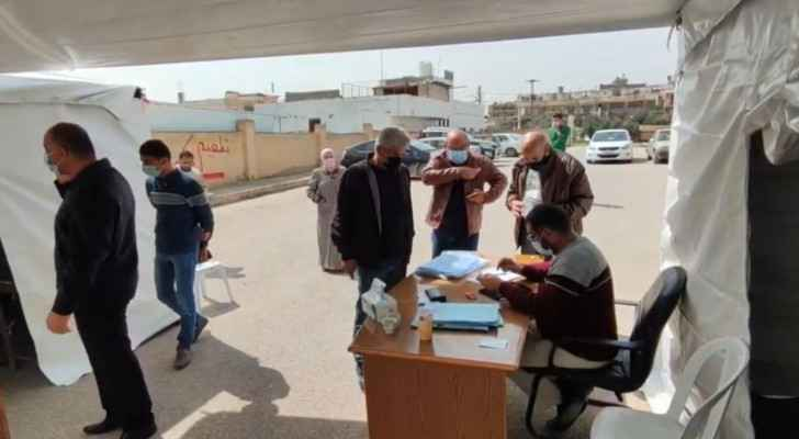 Ramtha Health Center witnesses good turnout for vaccination