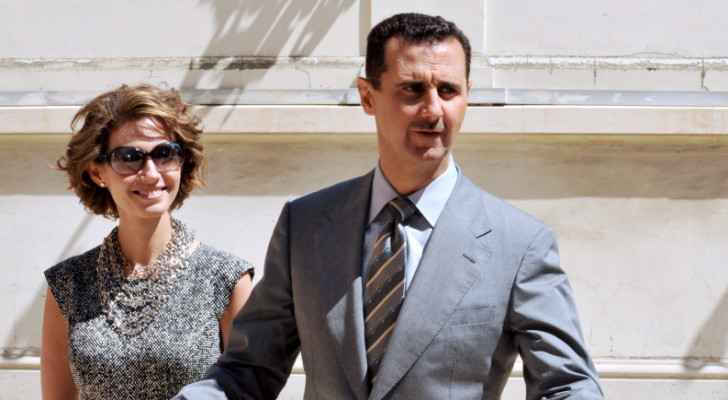 Assad, wife recovering from COVID-19: presidential office