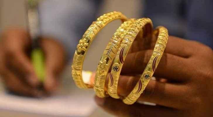 Gold prices soar in Jordan Thursday