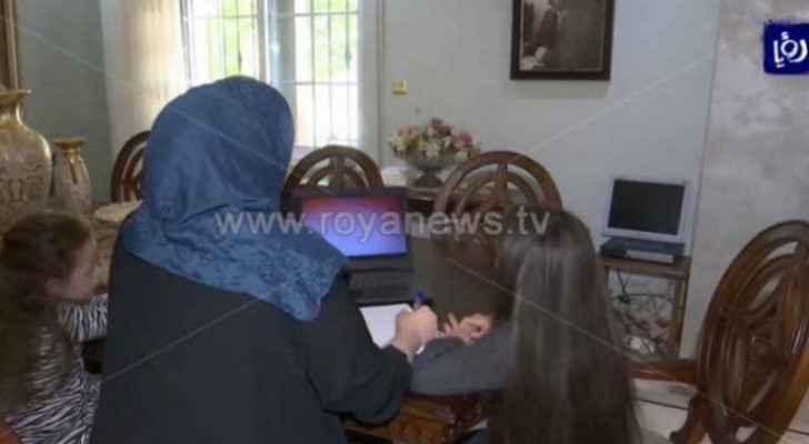 15.7 percent of Jordanian women are  breadwinners