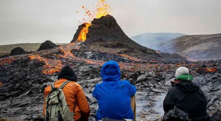 Volcanic eruption in Iceland continues spewing lava, could be long hauler