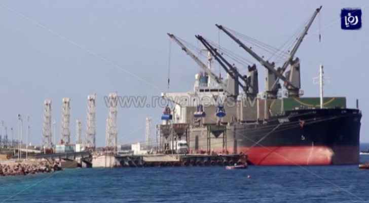 Over 13 ships expected to arrive in port of Aqaba following Suez Canal crisis
