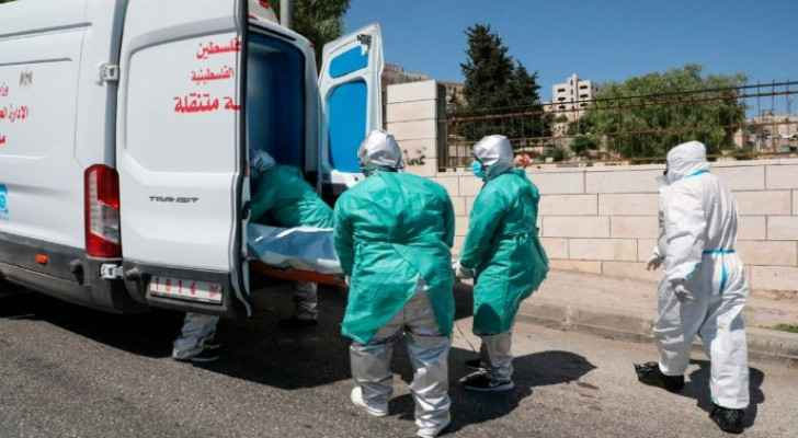 Palestine confirms 13 deaths and 2,288 new coronavirus cases