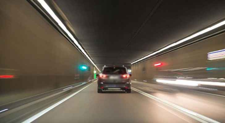 Central Traffic Department warns against parking in tunnels, bridges