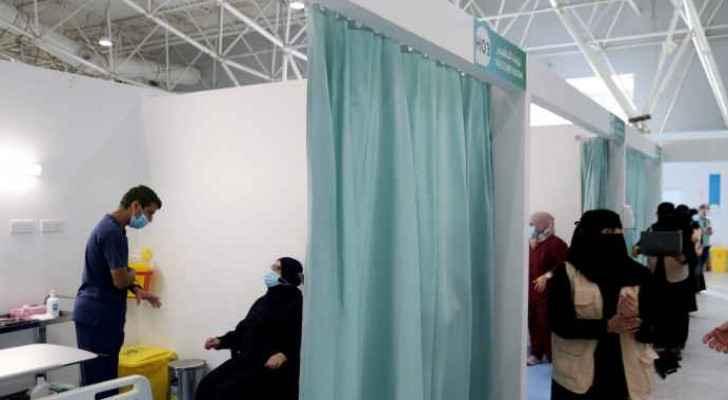 Coronavirus cases rise in Saudi Arabia despite vaccination campaign expansion