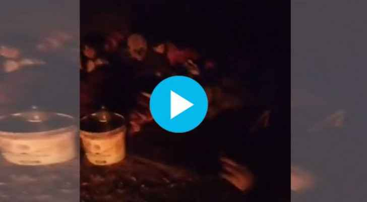 UPDATE: Video emerges on social media showing homeless family in Mafraq