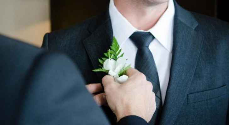Groom's father detained for defense order violations