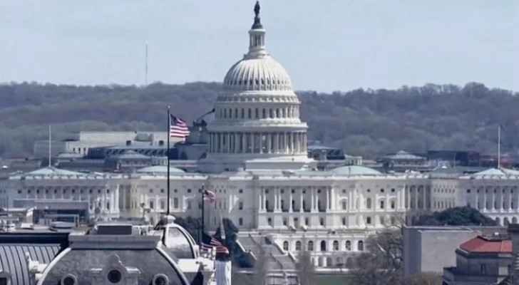 US Capitol on lockdown after vehicle rams into barricade