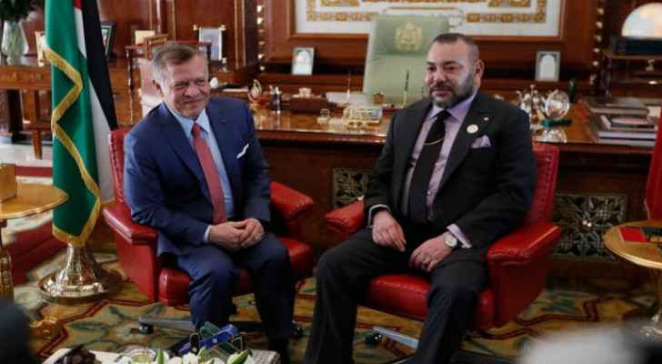From the archives: King Abdullah II and King Mohammed VI