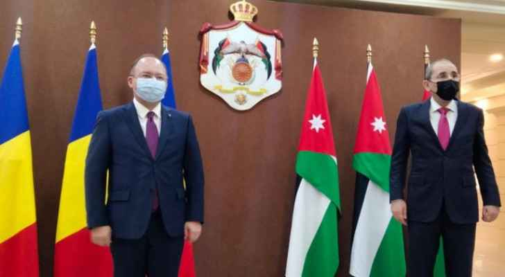 Jordan's stability is important: Romanian Foreign Affairs Minister