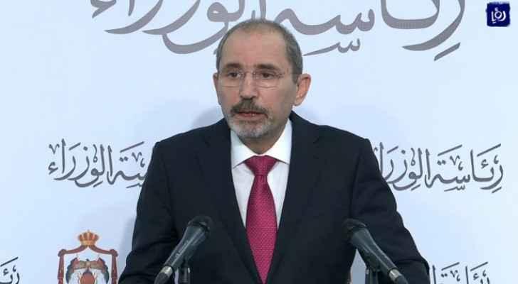 Activities of Prince Hamzah, Awadallah, Sharif Hassan targeted Jordan's stability: FM