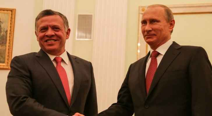 Russia expresses support to Jordan