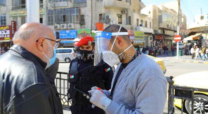 Jordan records 82 deaths and 6,537 new coronavirus cases