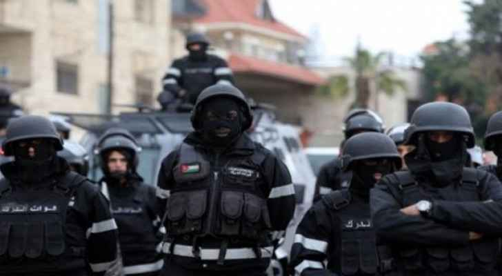 PSD arrests wanted person in Ajloun