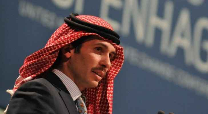 Amman Attorney General bans publication of information  associated with Prince Hamzah