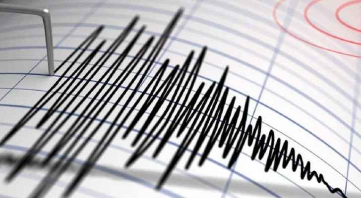 Jordan Seismological Observatory records 3.8 magnitude earthquake in Egypt