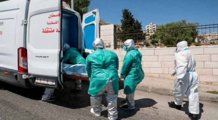 Palestine confirms 18 deaths and 2,672 new coronavirus cases