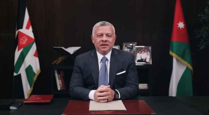King delivers royal message to Jordanians