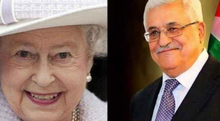 Palestinian President Mahmoud Abbas extends condolences to Queen Elizabeth