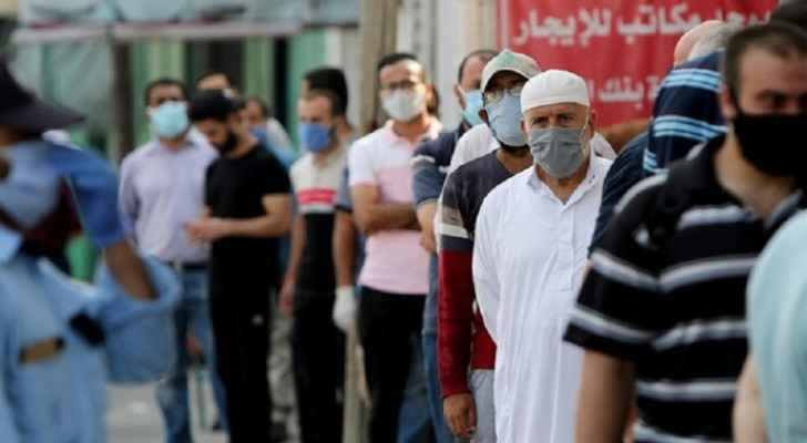 Palestine confirms 26 deaths and 1,502 new coronavirus cases