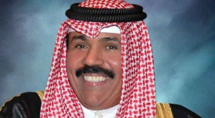 Emir of Kuwait congratulates King Abdullah II on Jordan's centenary