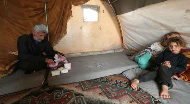 Displaced Syrian school teacher fears tough Ramadan