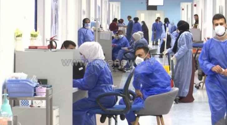Jordan records 65 deaths and 3,340 new coronavirus cases