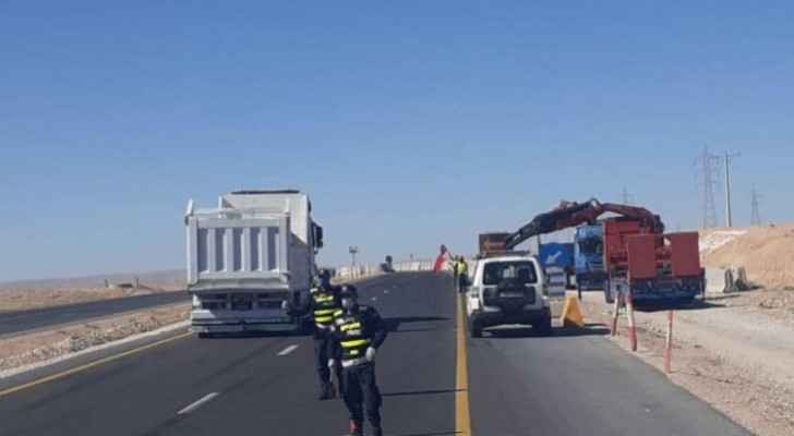 18 people injured in accident on Desert Highway: CDD