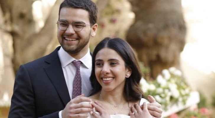 HRH Nayef Bin Asem marries Sharifa Farah Alluhaymaq