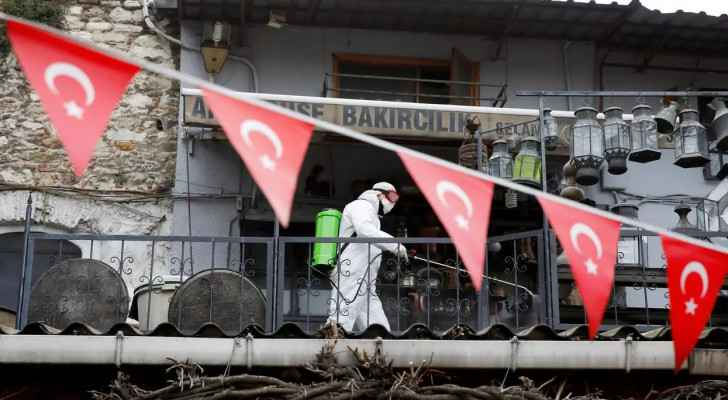 Turkey strengthens COVID-19 restrictions during Ramadan