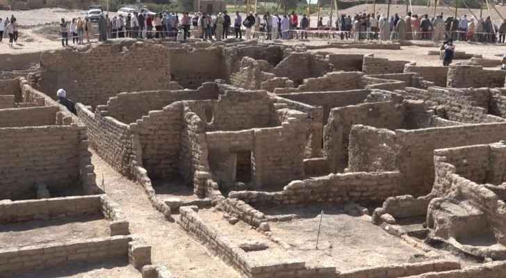 VIDEO: Egypt unveils 3,000-year-old 'lost' city near Luxor