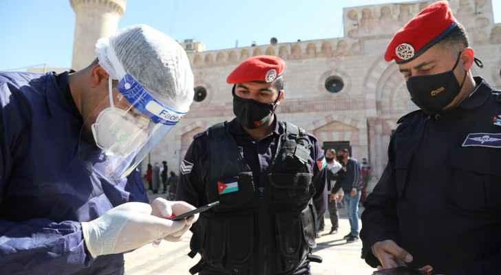 Jordan records 60 deaths and 2,732 new coronavirus cases