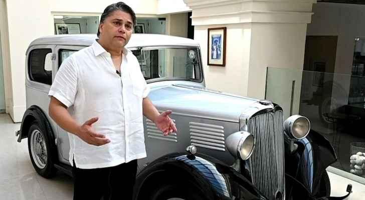 Prince Philip's car becomes Sri Lankan royal artifact