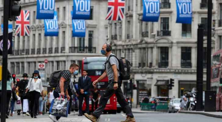 Britain records significant decline in population growth since 2003 due to pandemic