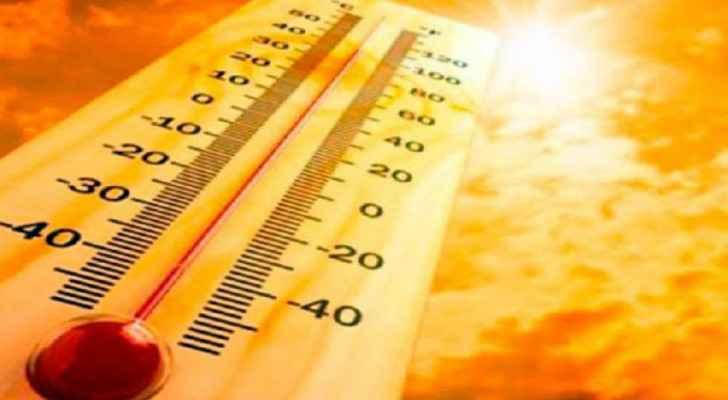 JMD warns Jordanians against direct sun exposure Sunday, Monday