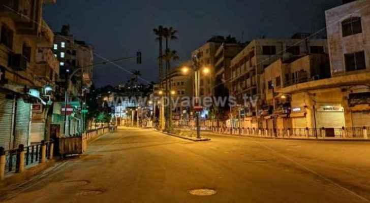 Expert calls for canceling curfew, lockdown in Jordan