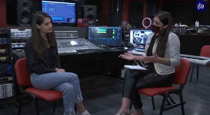 LIVE: Roya interviews Palestinian-Jordanian sensation Zeyne