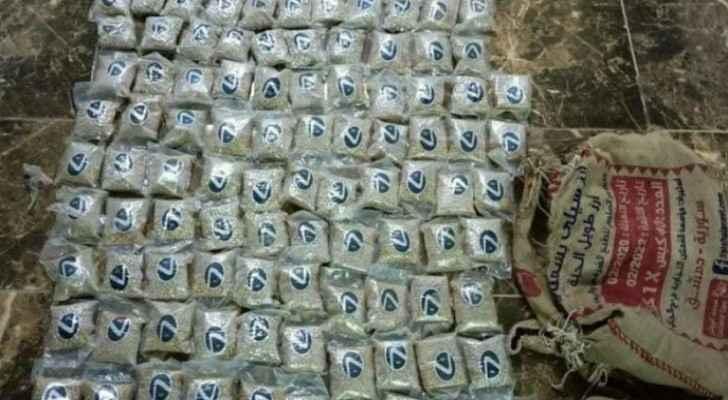 JAF thwarts infiltration, drug smuggling attempt
