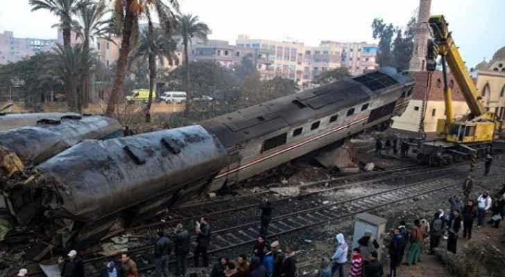 11 confirmed dead following train derailment in Egypt, railway chief fired