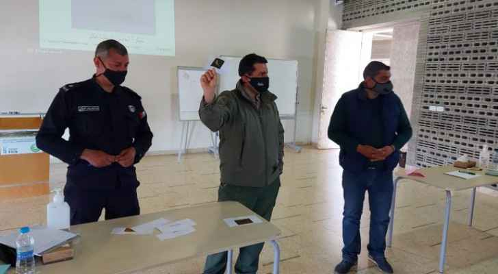 IMAGES: Royal Society for Conservation of Nature implements training program for employees