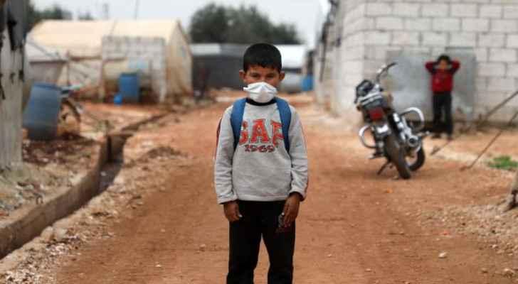 War-torn Idlib receives first batch of coronavirus vaccines