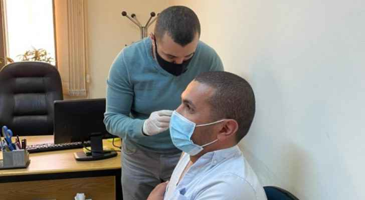 Jordanian FDA begins vaccine campaign for employees
