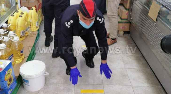Inspection teams in Mafraq issue seven violations to establishments not adhering to price ceilings