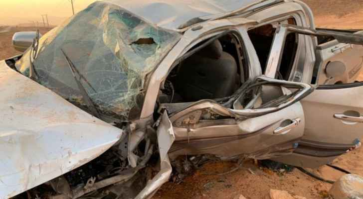 Car collision in Wadi rum results in two deaths