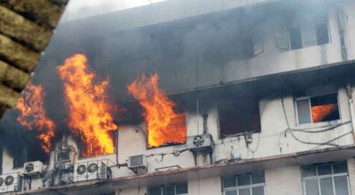 13 dead in hospital fire in India