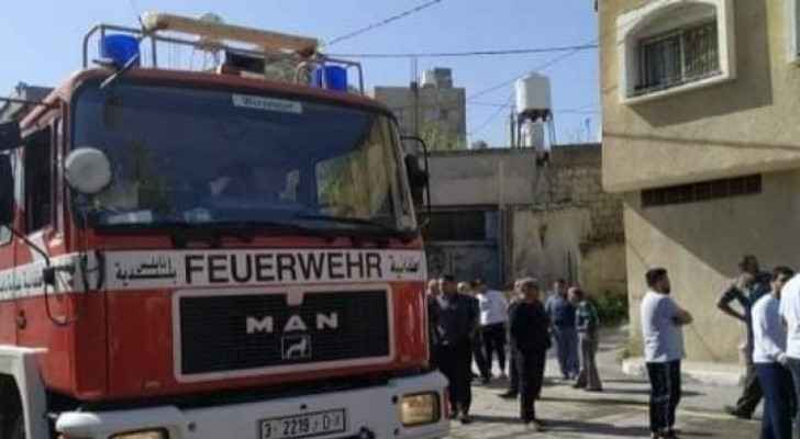 Mother, three children killed in fire in west of Nablus